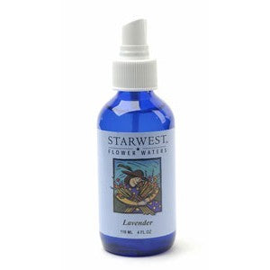 Starwest Lavender Flower Water 4 oz