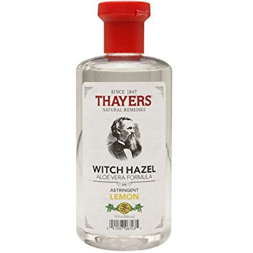 Thayers Witch Hazel- Lemon 12oz