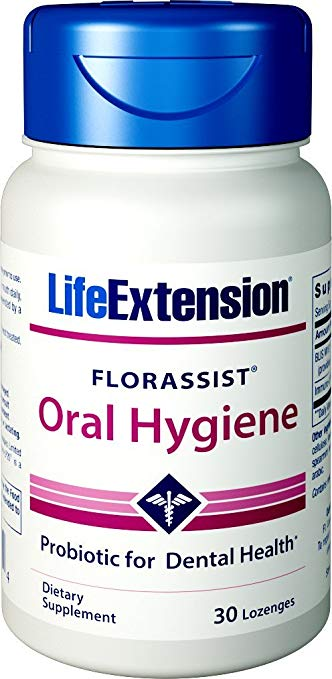 Life Extension Florassist Oral Hygiene