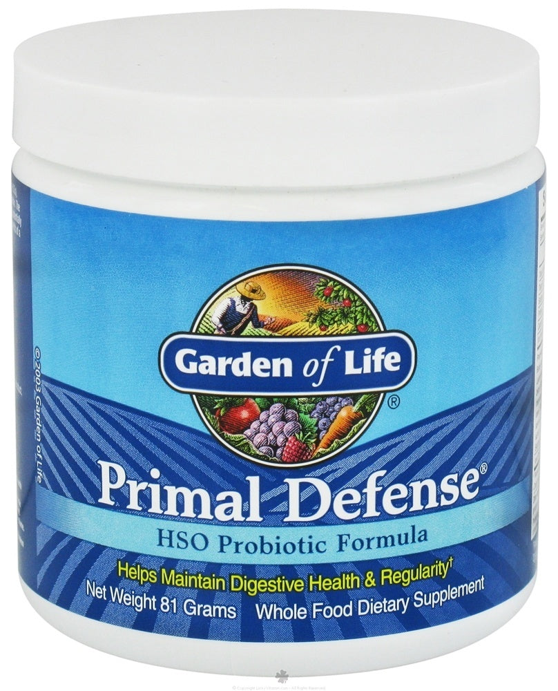 Garden of Life Primal Defense HSO Probiotic Formula