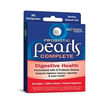 Enzymatic Therapy Probiotic Pearls