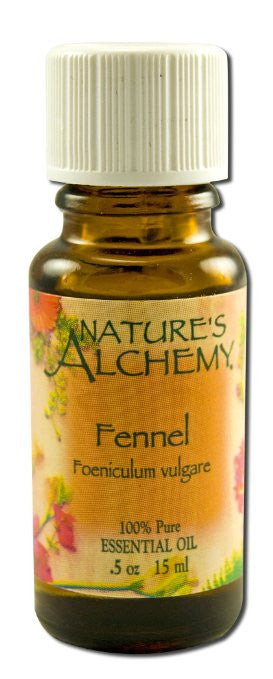 Nature's Alchemy Fennel Essential Oil
