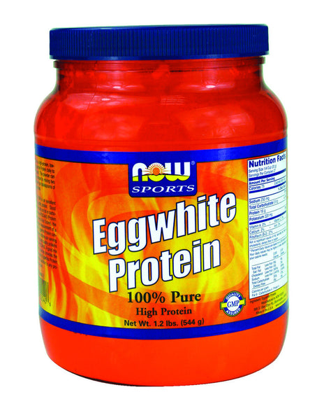 Now Sports EggWhite Protein