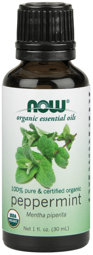Now Foods Organic Peppermint Oil