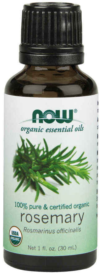 Now Organic Rosemary Oil