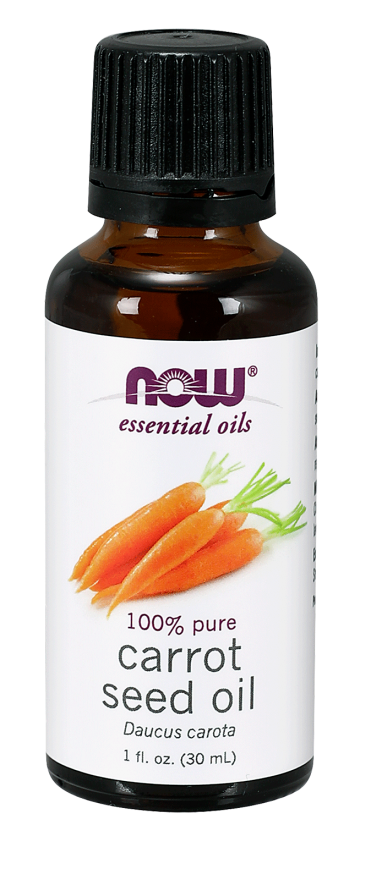 Now Carrot Seed Oil