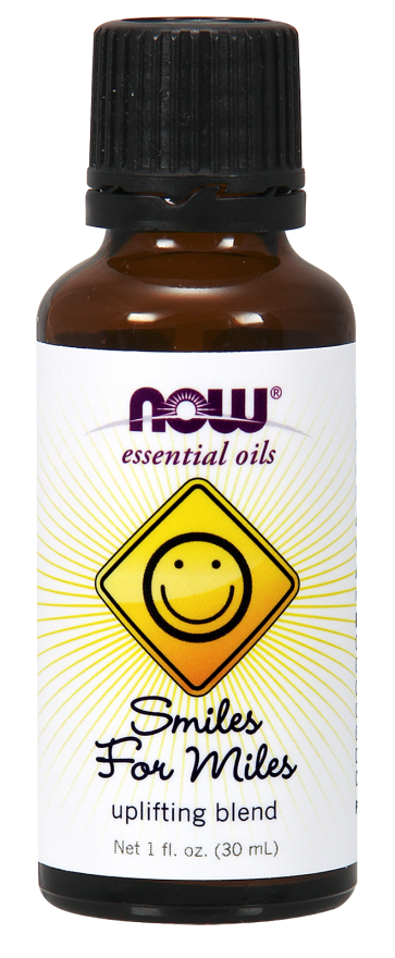 Now Solutions Smiles For Miles Essential Oil
