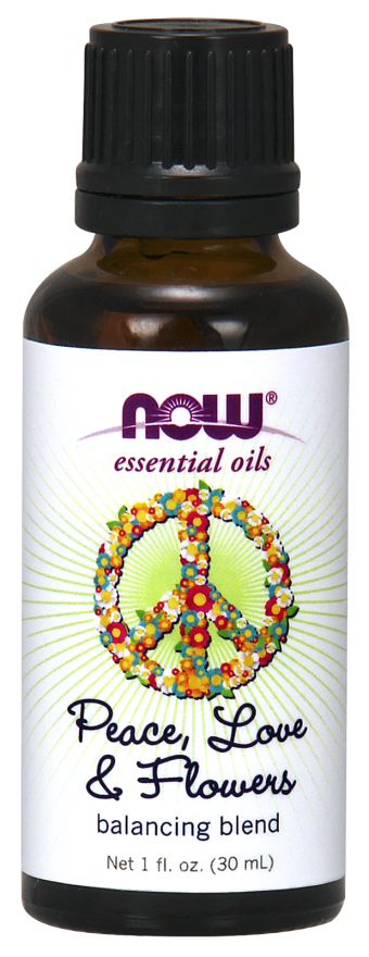 Now Peace, Love, and Harmony Essential Oil