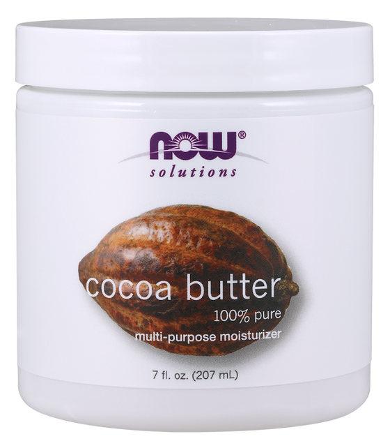 Now Cocoa Butter 7oz