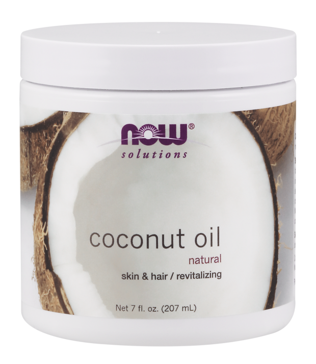 Now Coconut Oil 7oz