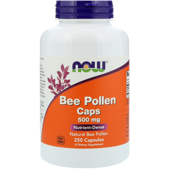 Now Foods Bee Pollen Caps
