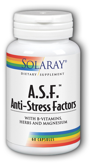 Solaray A.S.F.™ Anti-Stress Factors