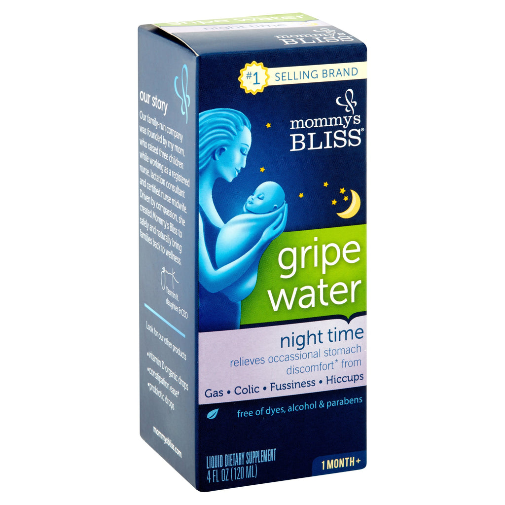 Mommy's Bliss Gripe Water Night Time