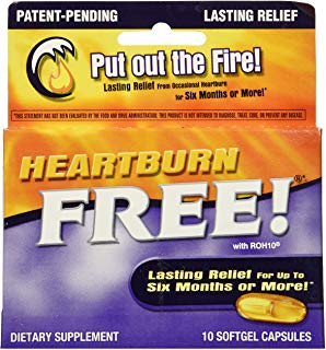 Enzymatic Therapy Heartburn Free