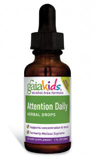 GaiaKids Attention Daily