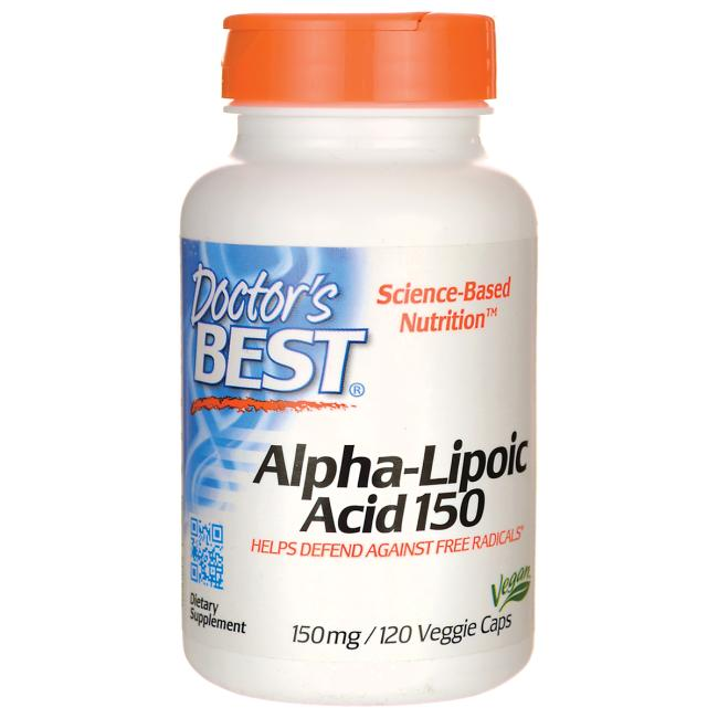 Doctor's Best Alpha-Lipoic Acid