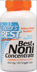 Doctor's Best Noni Concentrate
