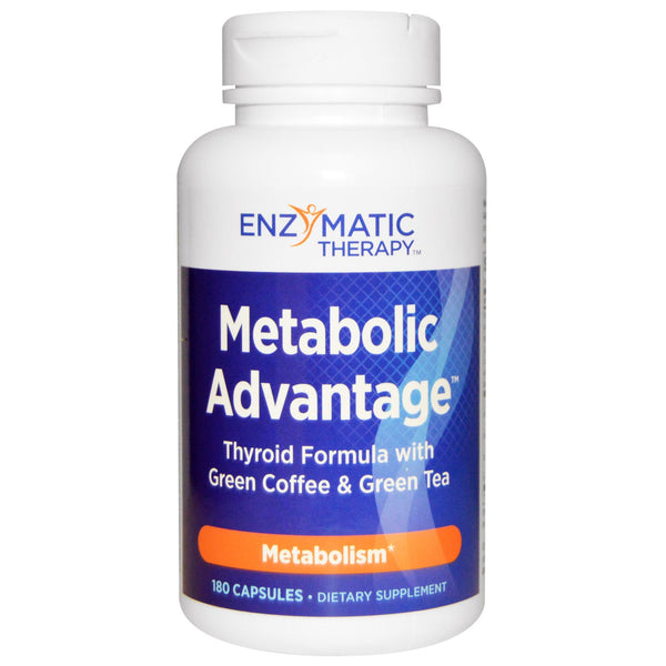 Enzymatic Therapy Metabolic Advantage