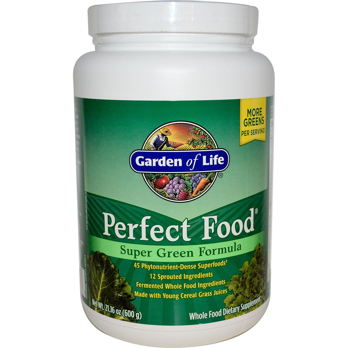 Garden of Life Perfect Food Super Formula
