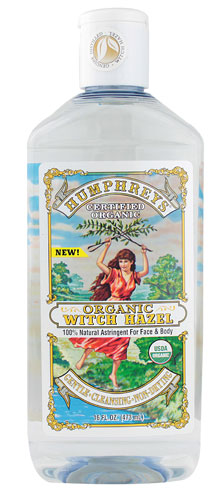 Humphrey's Organic Witch Hazel 16oz