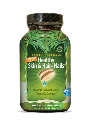 Irwin Naturals Skin & Hair plus Nails