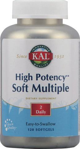 Kal High Potency Soft Multiple