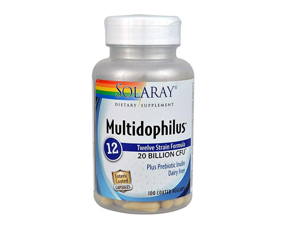 Solaray Multidophilus 12 20 Billion