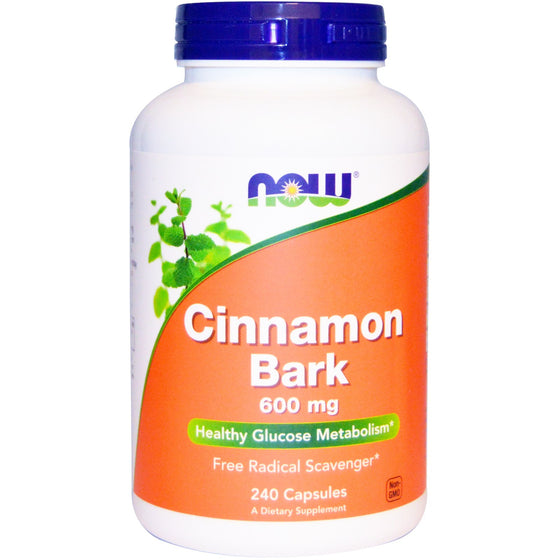 Now Cinnamon Bark