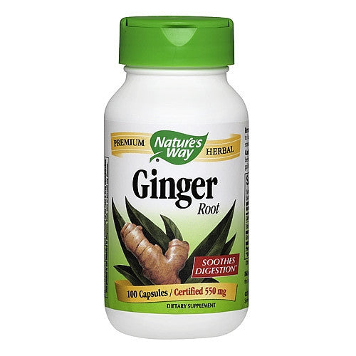 Nature's Way Ginger