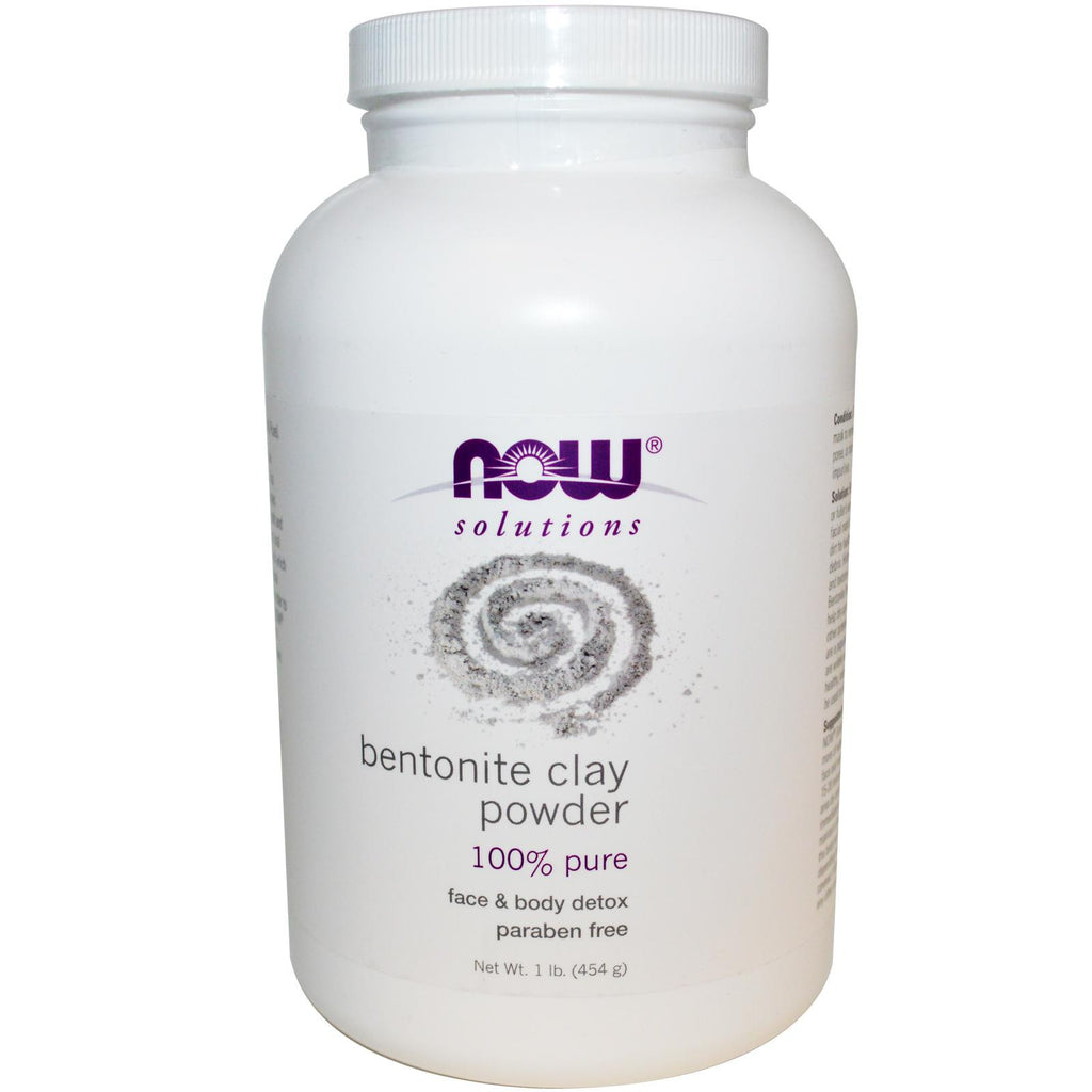 Now Foods Bentonite Clay Powder