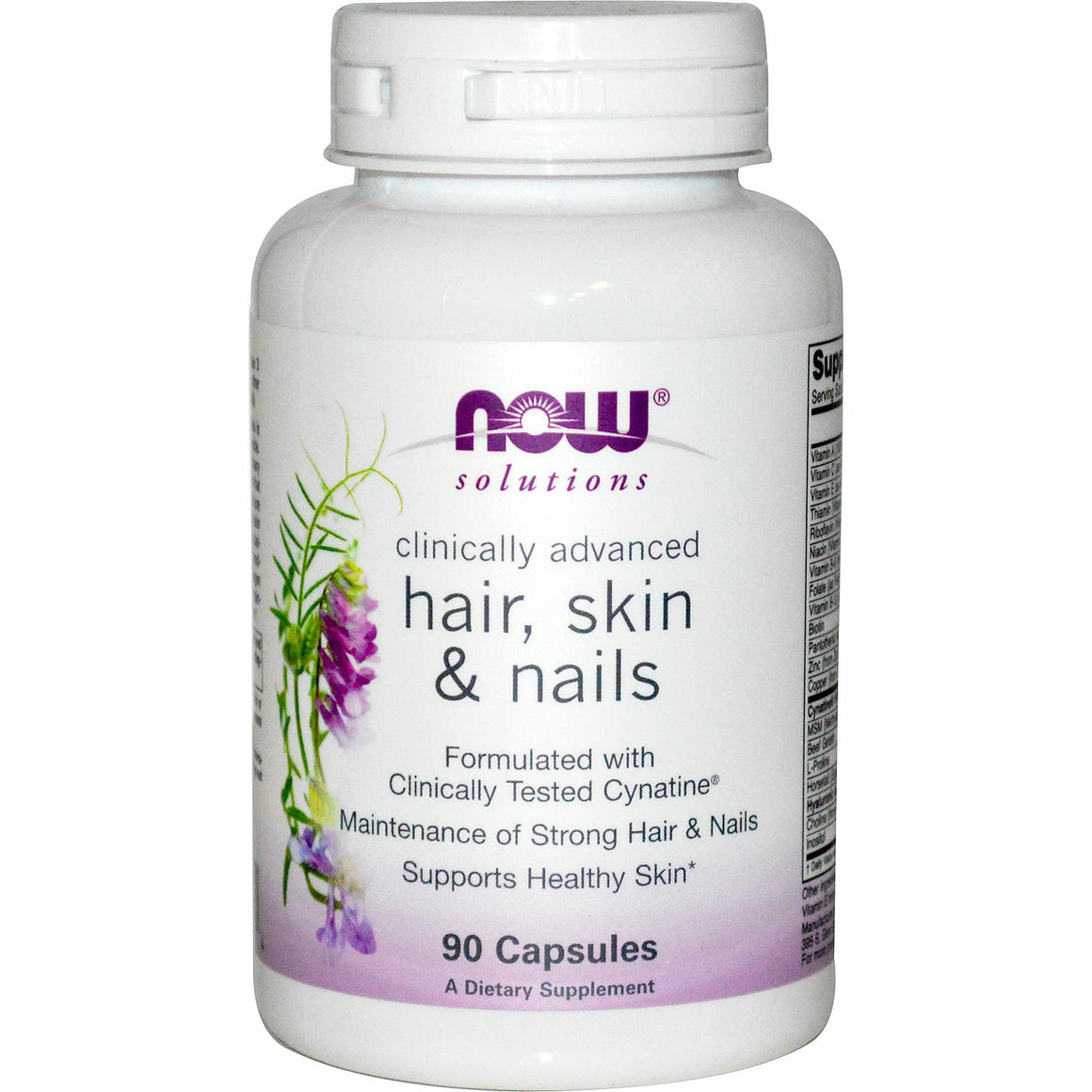 Now Foods Hair, Skin, and Nails