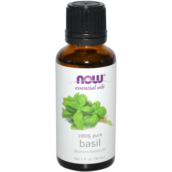 Now Foods Basil Oil