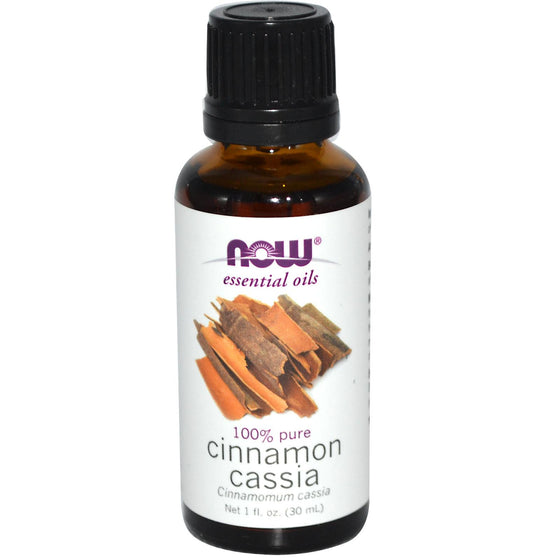 Now Foods Cinnamon Cassia Oil