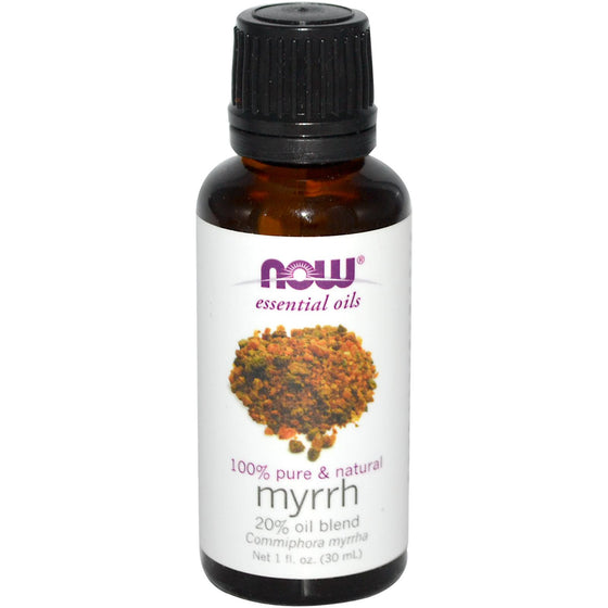 Now Foods Myrrh