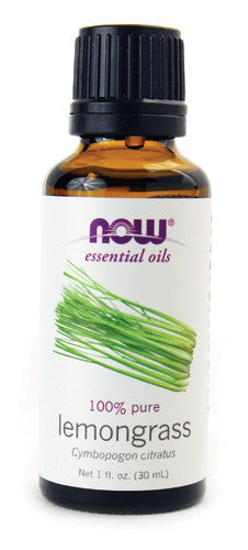 Now Foods Lemongrass Oil