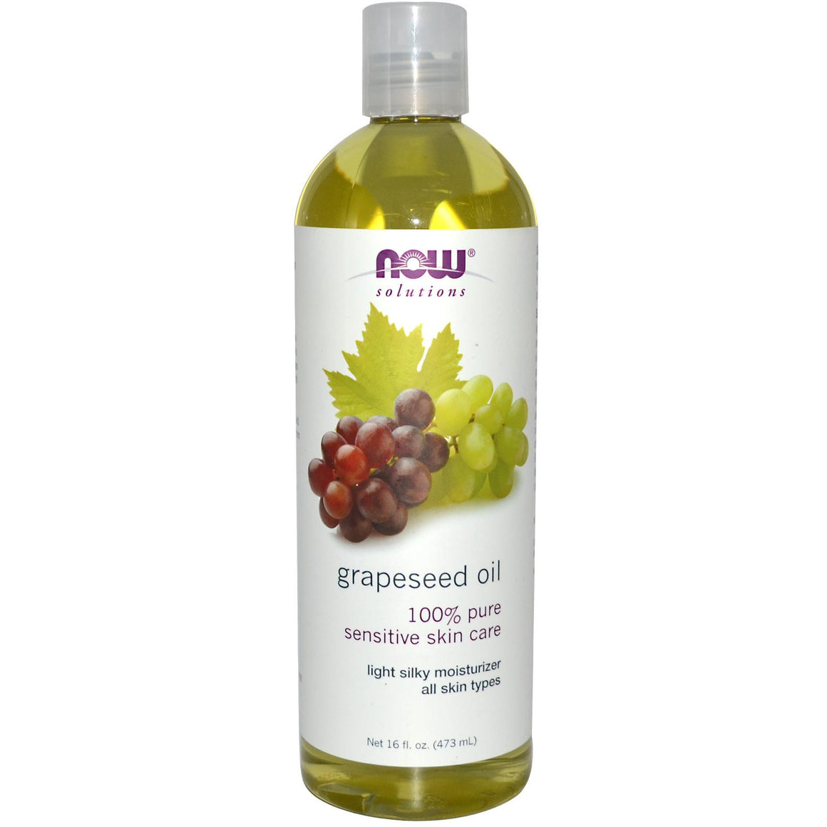 Now Foods Grapeseed Oil