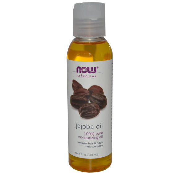 Now Foods Jojoba Oil