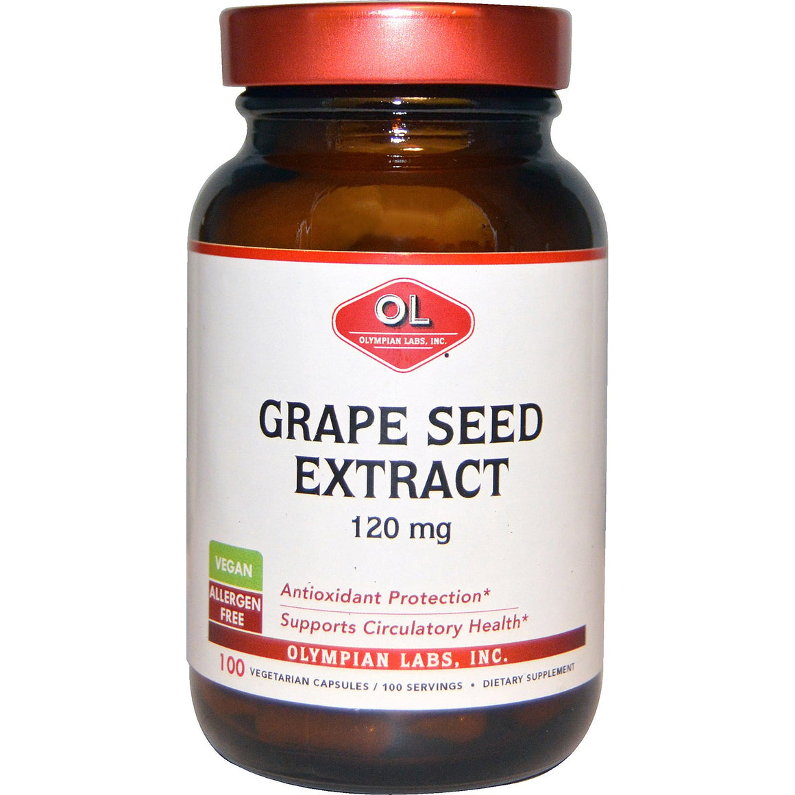 Olympian Labs Grapeseed Extract