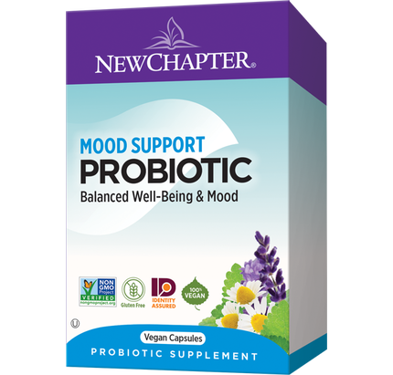 New Chapter Mood Support Probiotic