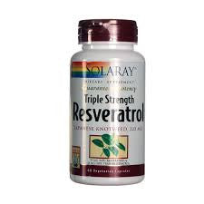 Solaray Triple Strength Resveratrol
