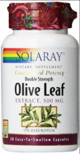 Double Strength Olive Leaf Extract 500 MG