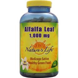 Natures Life Alfalfa 500 Tablets