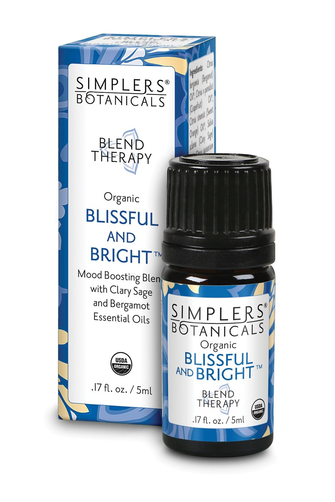 Simpler Botanicals Blissful and Bright