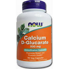 NOW Calcium D-Glucarate