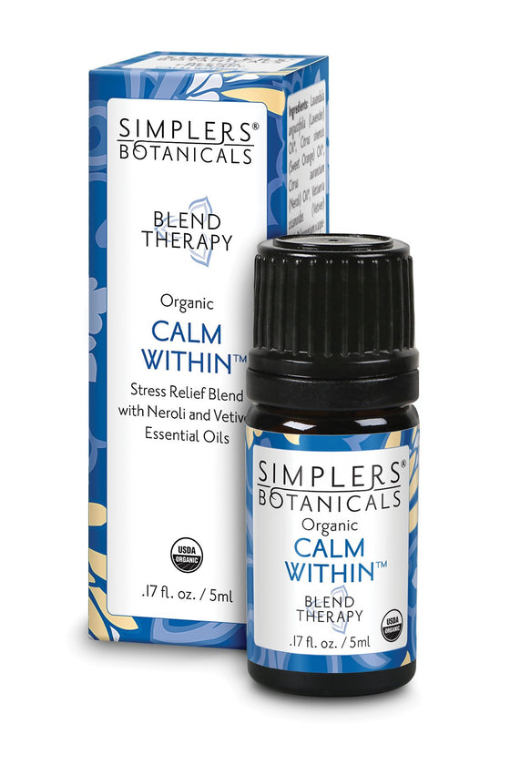 Simpler Botanicals Calm Within