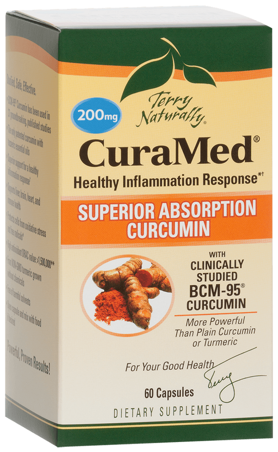 Terry Naturally Vegan Curamed (200 mg)