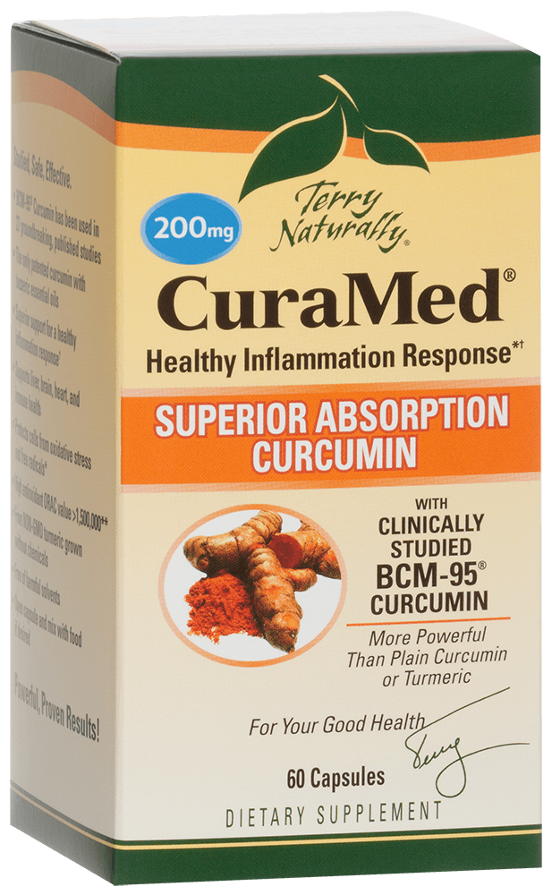 Terry Naturally  CuraMed 200 mg