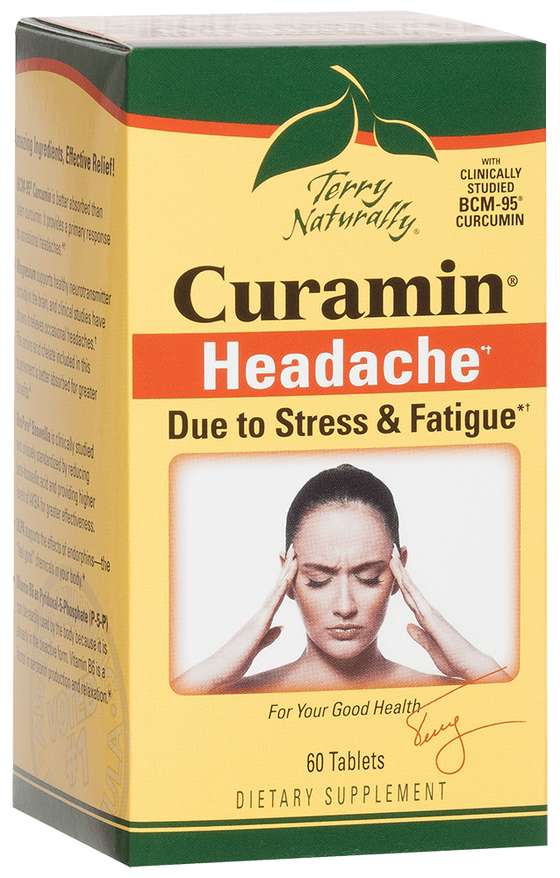 Terry Naturally Curamin Headache