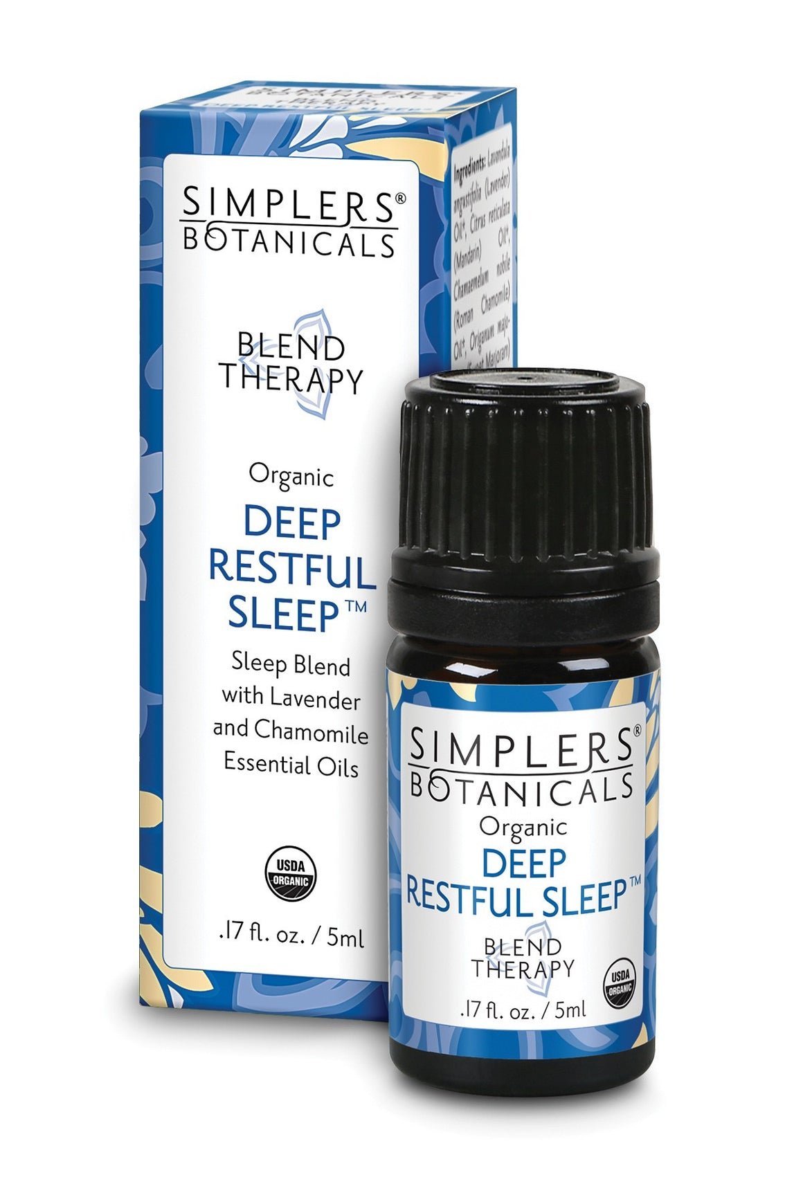 Simpler Botanicals Deep Restful Sleep