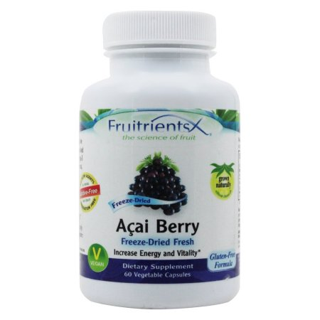 Fruitrients Acai Berry